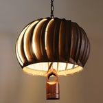 Image of Repurposed Rustic Roof Ventilator Pendant Light