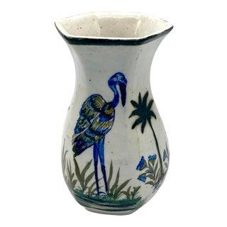 Edo Period Japanese Stoneware Vase