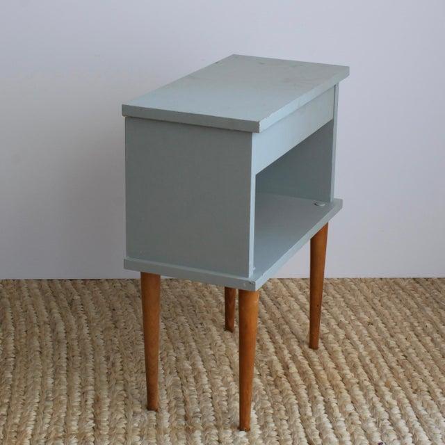 Image of Vintage Modern Bedside Table