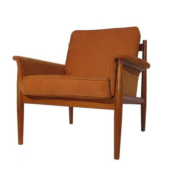 Grete Jalk Teak Sofa & Lounge Chair - A Pair - Image 2 of 9
