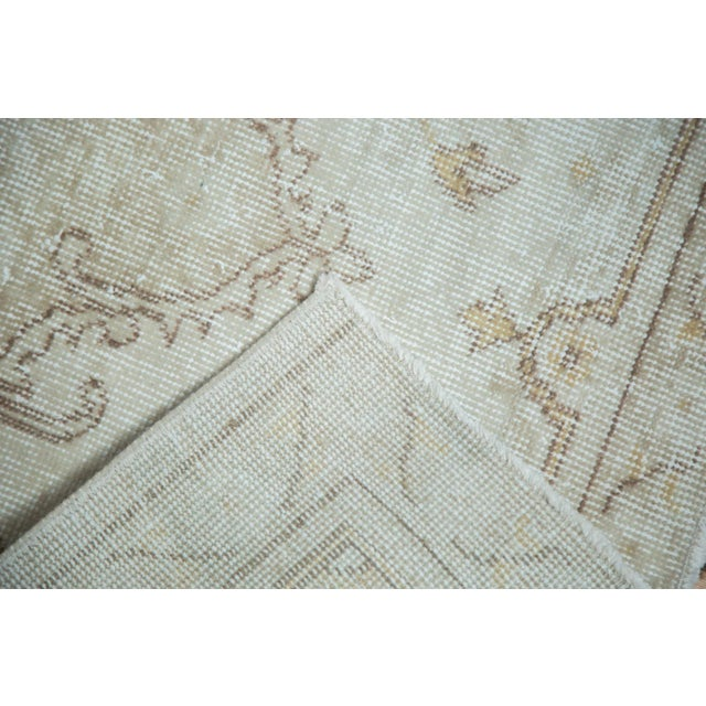 "Distressed Oushak Rug Runner - 2'8"" X 13' - Image 6 of 8"