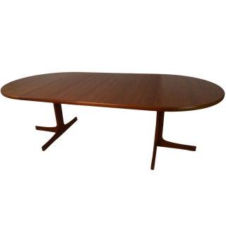Danish Extending Teak Dining Table