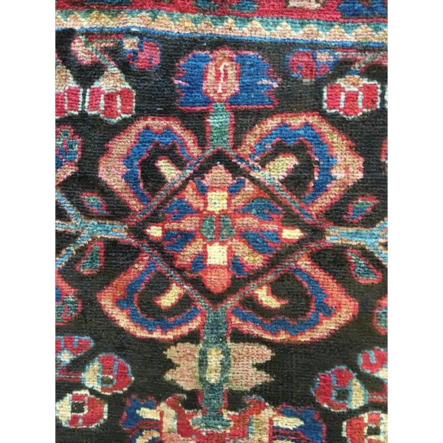 """Vintage Malayer Persian Rug - 3'10"""" X 10' - Image 6 of 9"""