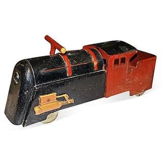 Antique Toy Locomotive