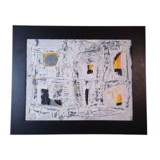 """""""Minimalism"""" Abstract Expressionism Painting"""