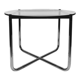 Ludwig Mies Van Der Rohe for Knoll 1970s Vintage Side Table