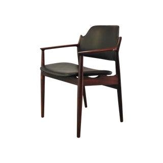 Arne Vodder Danish Modern Rosewood Armchair