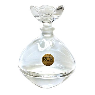 Crystal Rock Perfume Bottle