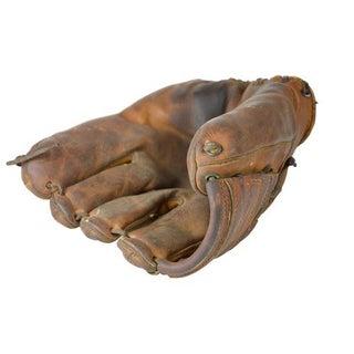 Vintage 1941 Baseball Glove