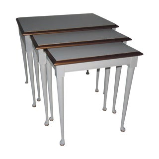 Mid-Century Nesting Tables - Set of 3