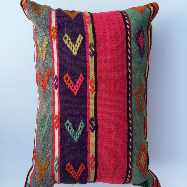 Vintage Kilim Pillow Cover - Image 3 of 6