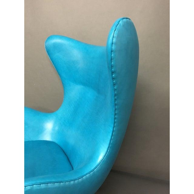Fritz Hansen Arne Jacobsen Egg Chair - Image 5 of 7