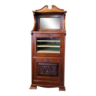 1900 Victorian Music Cabinet