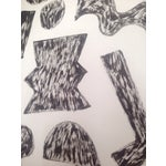 Image of 'Alphabet Rough' Ink Drawing