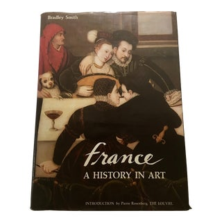 "Vintage ""France - a History in Art"" Book"