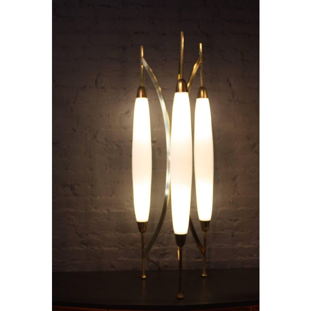 1960s American Modern Cased Glass Lamp - Image 3 of 6
