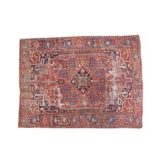 Vintage Heriz Carpet - 7.5 x 10