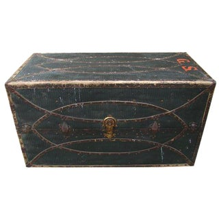 C. 1909 Steamer Trunk