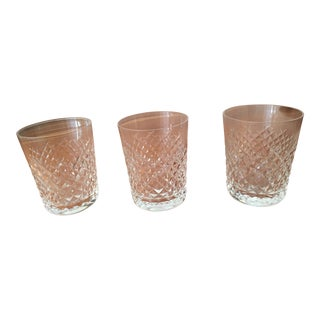 Waterford Alana Tumbler Glasses - Set of 3