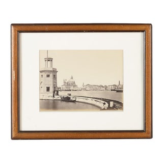 Original 11x14 Albumen Photograph by Carlo Ponti