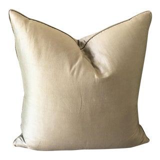 Christian Liaigre Silk Pillow