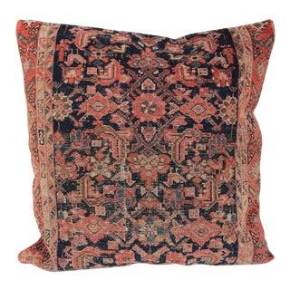 Antique Turkish Carpet Pillow Cover