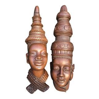 Thai Masks Burwood Products - A Pair