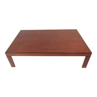 Contemporary Modern Italian Coffee Table by Willy Rizzo