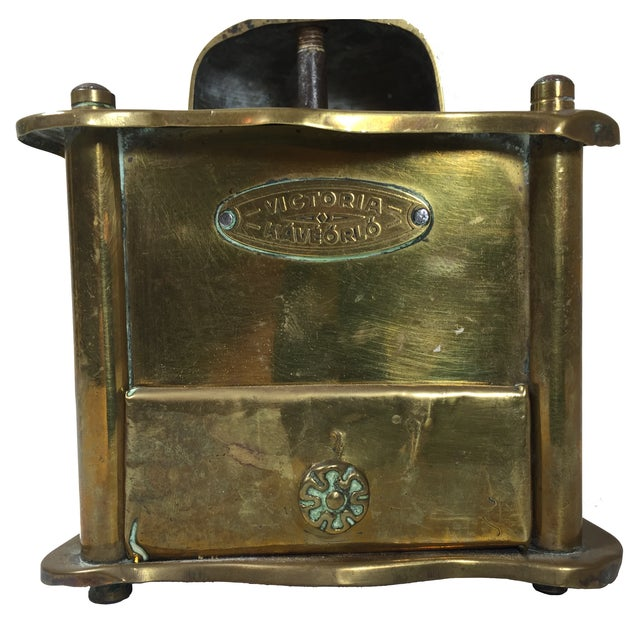Victoria Kaveorlo Antique Coffee Grinder - Image 2 of 6