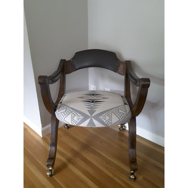 Mid-Century Empire Chair - Image 2 of 9