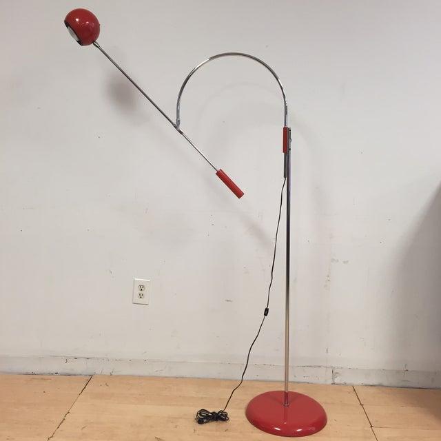 Robert Sonneman Orbiter Floor Lamp - Image 2 of 11