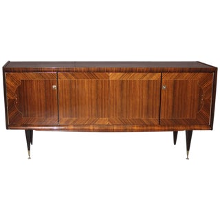 Circa 1940s French Art Deco Sideboard