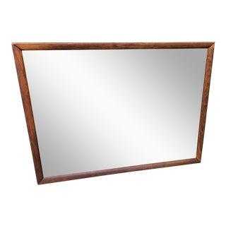 Henredon Heritage Mid Century Walnut Mirror