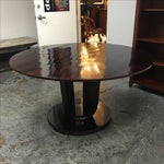 Image of Barbara Barry Round Fluted Dining Table