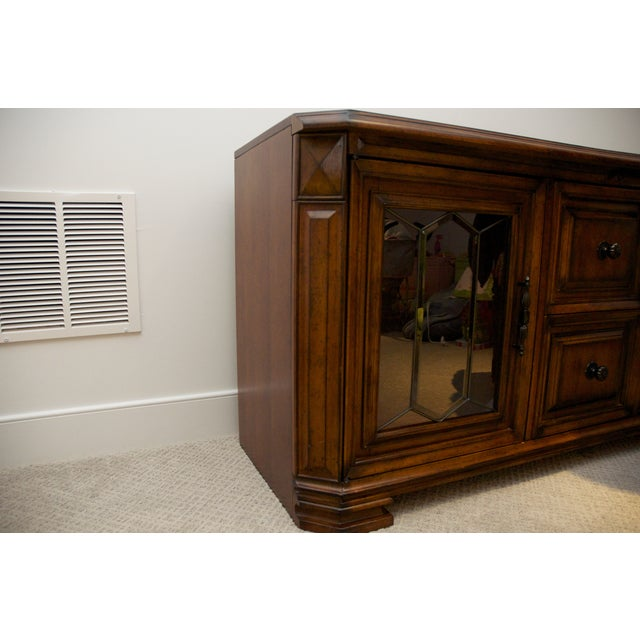 Image of Aspen Home Barolo Collection Media Console Cabinet