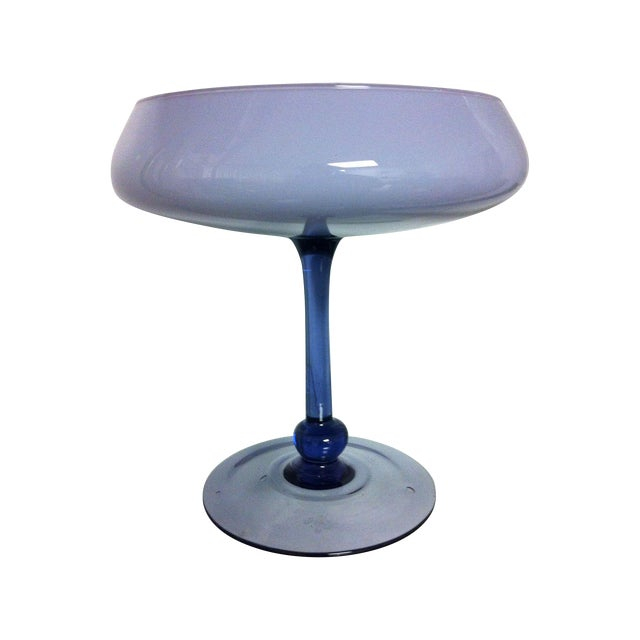 Rossini Periwinkle Cased Compote - Image 1 of 4