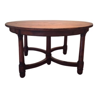 Final Price - Henredon Dining Room Table With Leafs