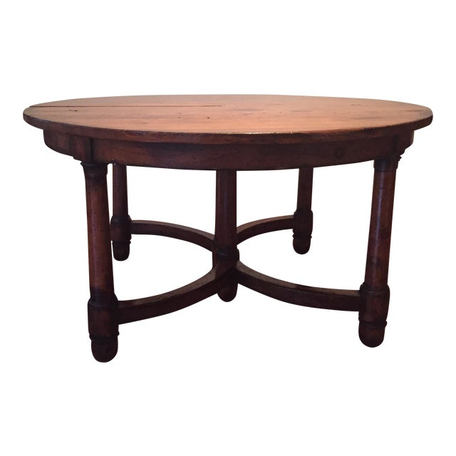 final price henredon dining room table with leafs chairish