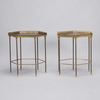 Pair Maison Charles Side Tables