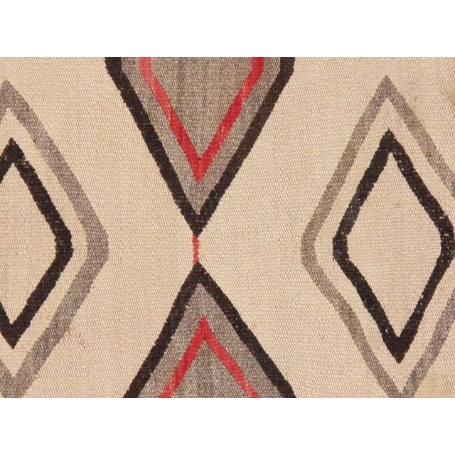 """Pasargad Vintage Navajo Area Rug - 2' 7"""" X 4' - Image 2 of 3"""