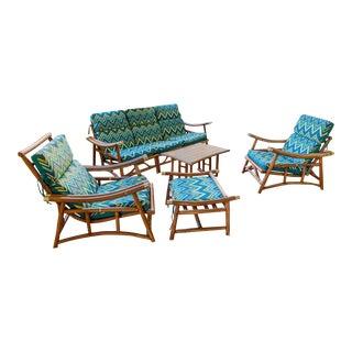 Ficks Reed Far Horizons Collection Sofa Set