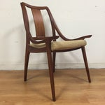 Image of Glenn of California Mid Century Walnut Chair