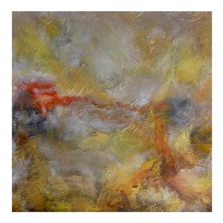"""Manifestation (#6 in Series) "" Original Abstrast Landscape Painting"