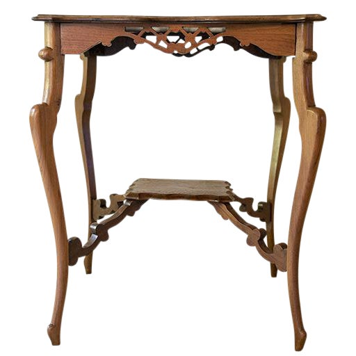 Wooden Occasional Table - Image 1 of 5