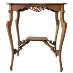 Image of Wooden Occasional Table