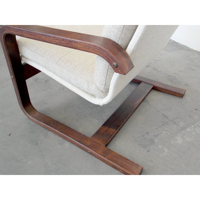 Bentwood Lounge Chair - Image 7 of 8