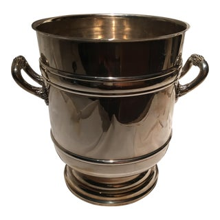 Art Deco French Champagne Cooler