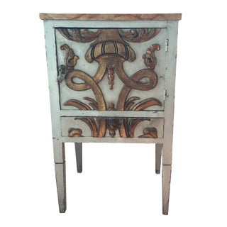 Venetian Side Tables - A Pair