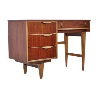Stanley Furniture Walnut & Birch Writing Desk