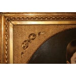 Image of Early 19th Century New England Portrait Signed Roy Ulysso